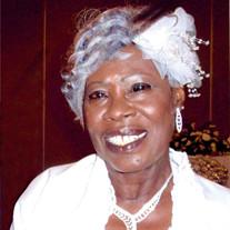 Mrs. Alma Grace Barnes