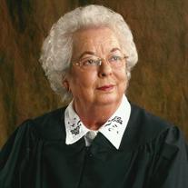 Judge  Ruth Closs