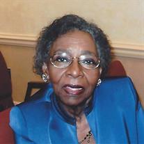 Mrs. Mary  Frances Henderson