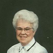 Juanita May Muterspaugh