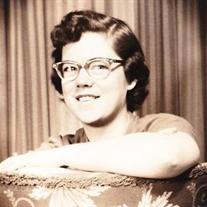 Mary Jane Robinson