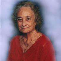 Betty Ann Harvill