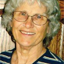 Margaret Irene Mills (Welch)