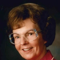 Mildred Louise Thoren (McCreight)