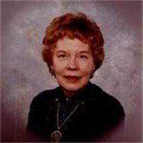 Joan Eleanor Doss (Magruder)