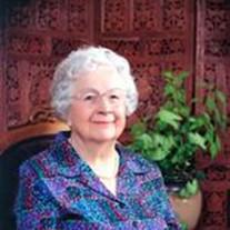Jeane Marjorie Law