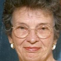 Mrs. Thelma Madeline Kirk