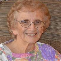 Nancy A.  Bluett
