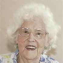 Mrs. Geraldine B. Musselwhite