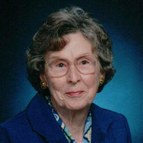 Mrs. Joyce Wheeler Jordan