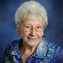 Margaret Bownan