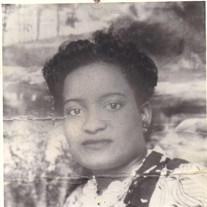Mary  Ellen Bradford-Moses