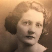 Janet Evelyn Boer