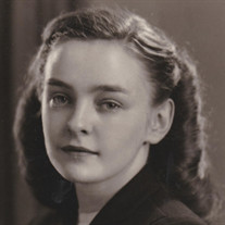 Mrs. Patricia Lorraine O'Leary Curtin