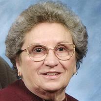 Jeannette Lillian Masty