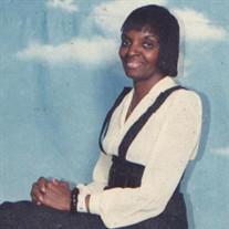 Mrs. Barbara Jean Graham