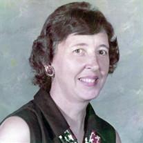 Ellen Dorothy Webb