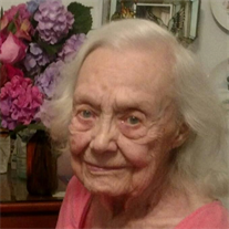Catherine Flossie Mathilda Cherry
