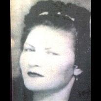 Evelyn Margarette Davis