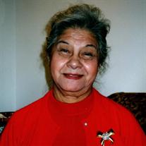 Frances Gloria Mata
