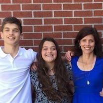 Lisa, Luke and Emma Borinstein
