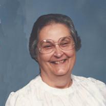 Ruth Ann Shaffer