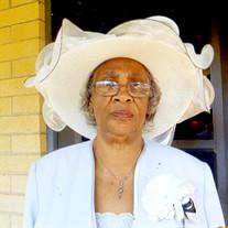 Ms.  Alice Ruth Morris
