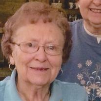 Evelyn Straley Dean