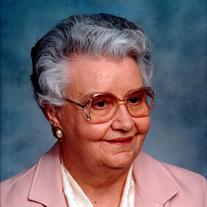 Mildred Spencer