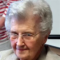 Mary  Christina Robertson