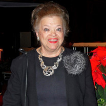 Mrs. Barbara Christine Dean Christenberry