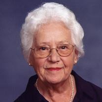 Vera M. Burke