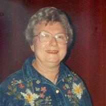 Mrs.  Doris Waters  Cannon