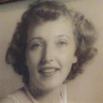 Mrs Nettie McGill