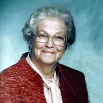 Louise McCook Hall