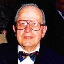 """Richard """"Bud"""" E. Munson"""