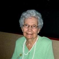 Virginia Elizabeth Bowland