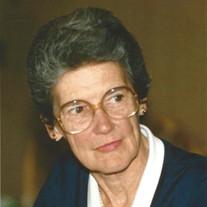 Evelyn Lois Webster