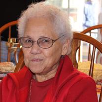 Mrs  Maria Luisa Martinez