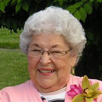 Betty J. Nunamaker