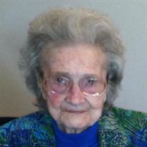 Mrs. Glennah Davis Miller