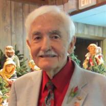 Pastor Joseph Charles  Reitz