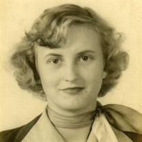 Mrs Frances Metcalf