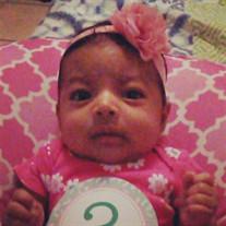 Baby Analisa Marie Cardona