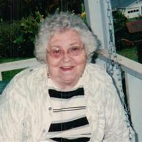 Mrs. Opal Mae Berrong