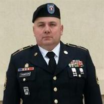 Sergeant First Class Thomas Paul Thompson Jr.