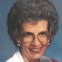 Mrs. Joyce Jeanette Thomas