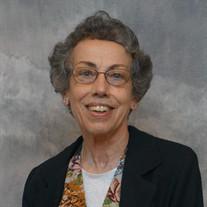 Sr. Margaret Held, SSSF