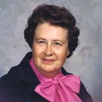 Irene Durham Jones
