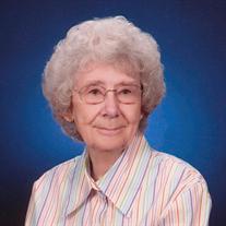 Irene Maude Burkhardt